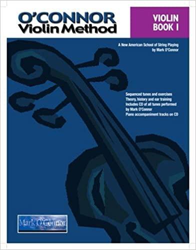 O'Connor Violin Method Book 1 Cover